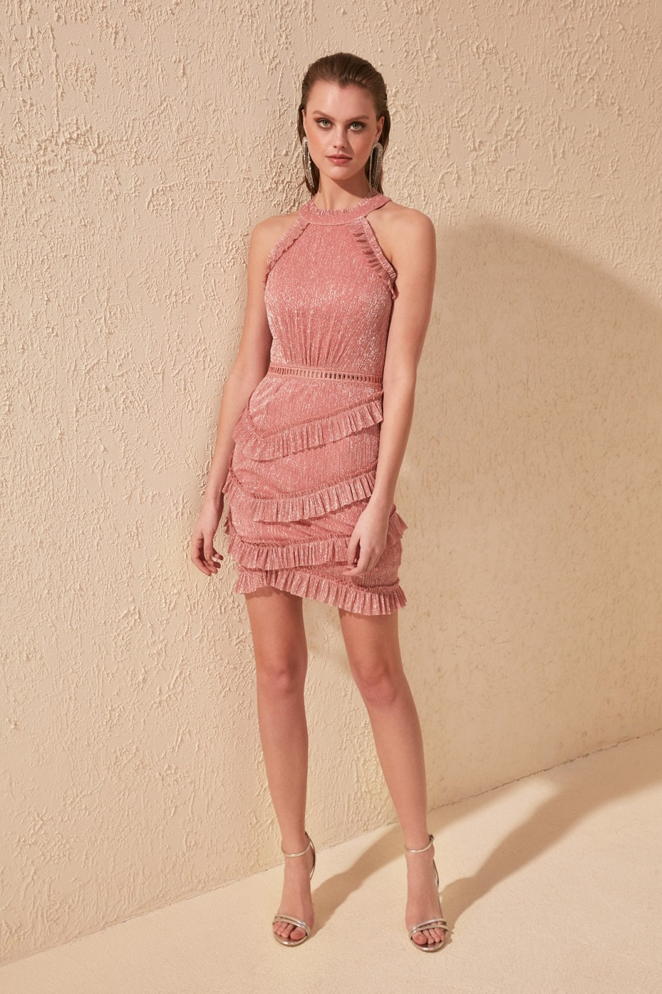 Women's dress Trendyol Cocktail