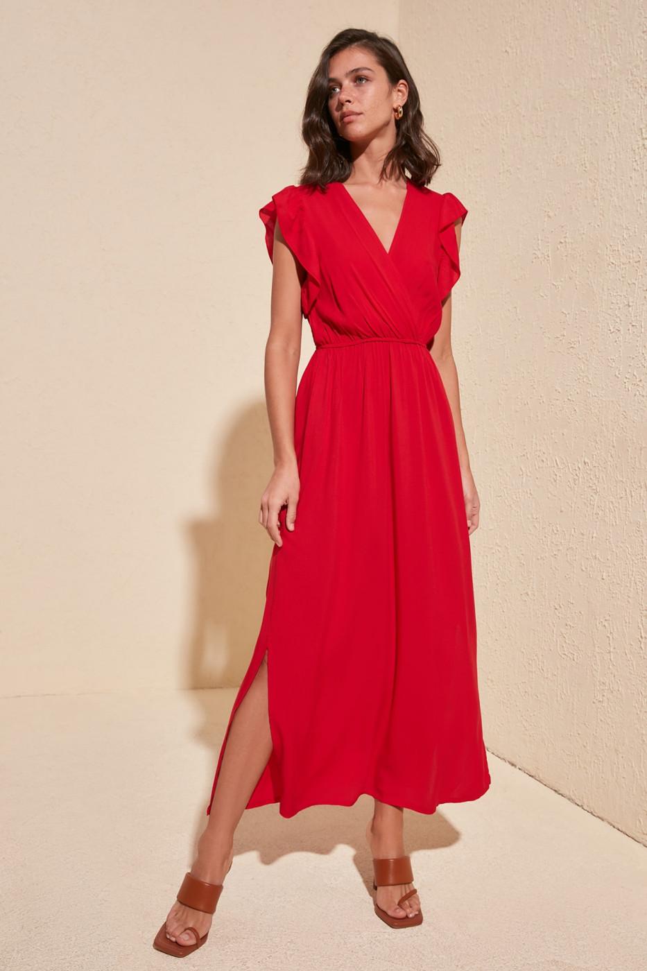 Women's dress Trendyol Maxi