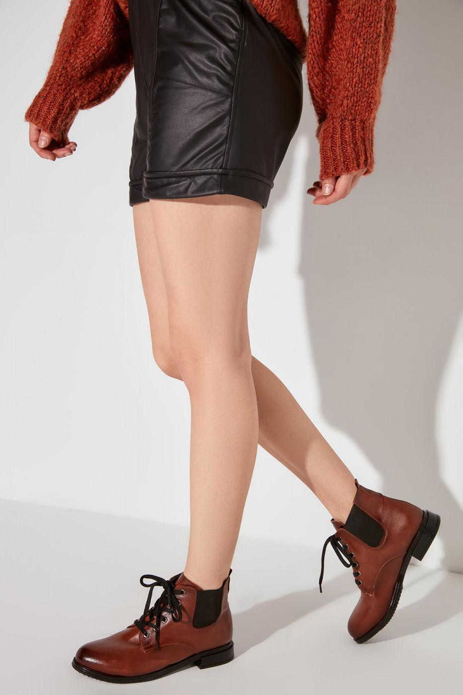 Trendyol Taba Women's Boots & Bootie