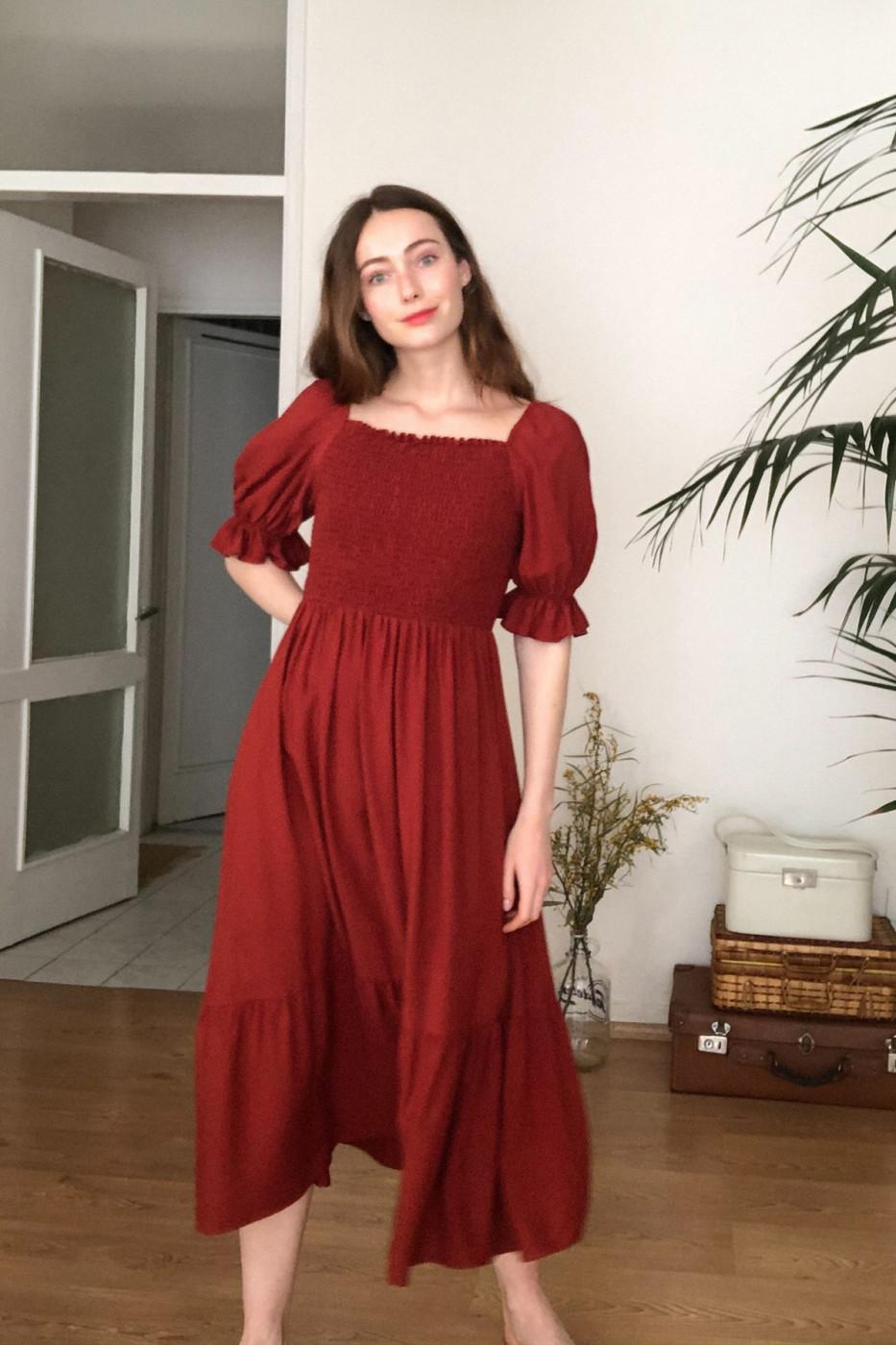 Trendyol Tukit Gipeli Dress