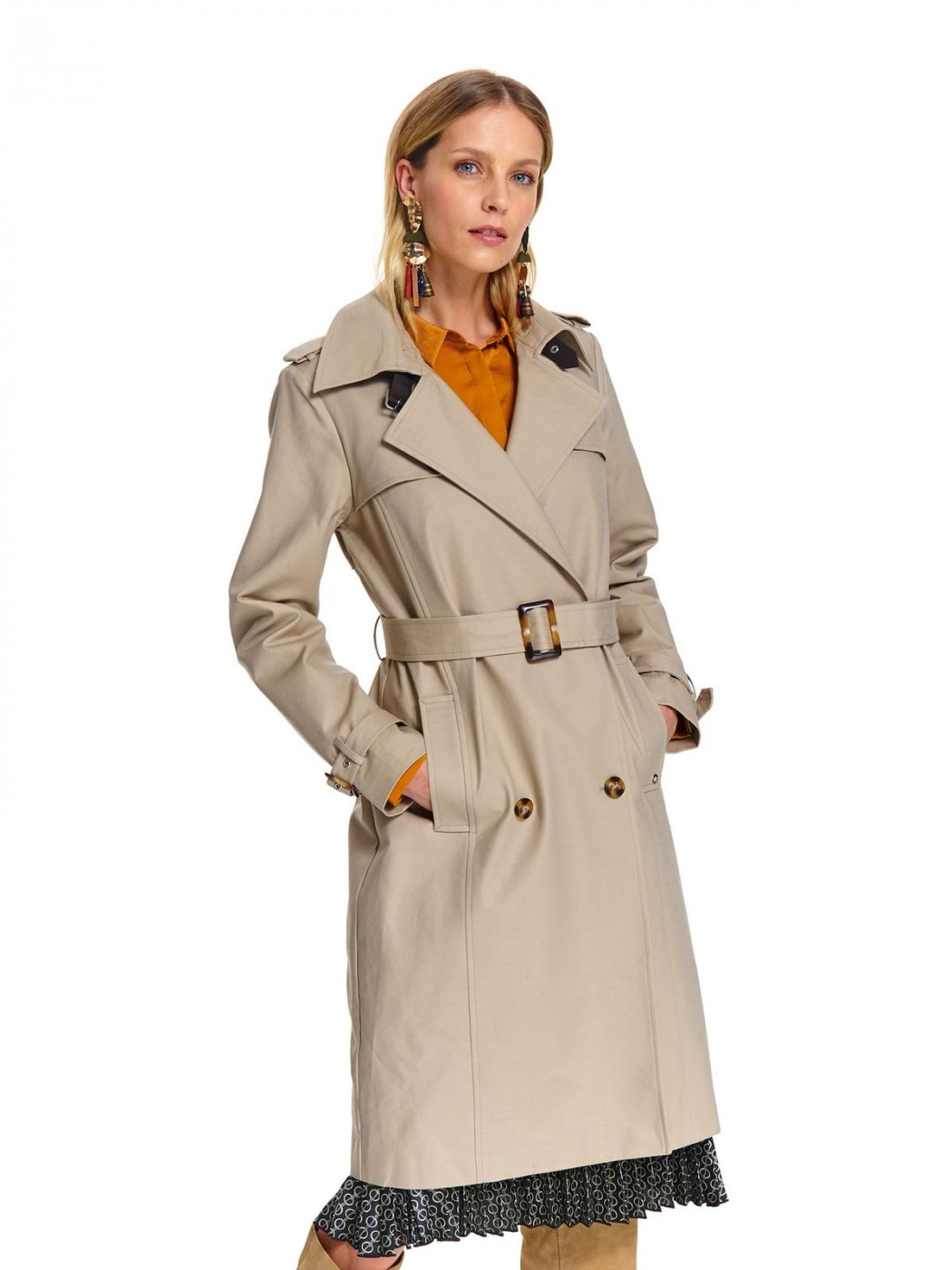 Women's trenchcoat Top Secret Classic