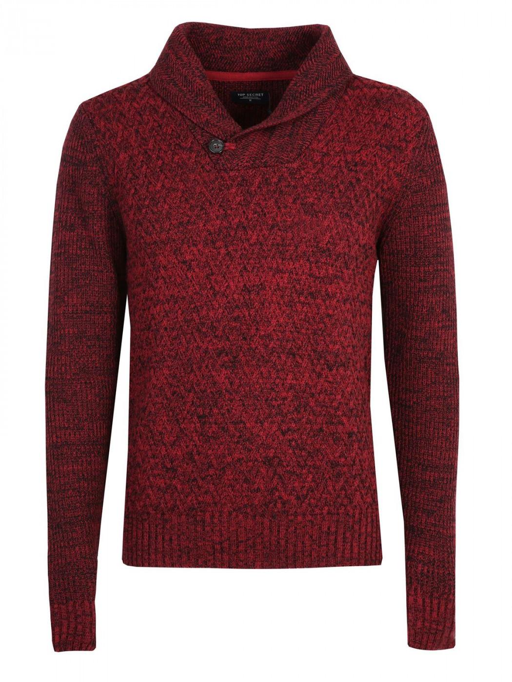 Men's sweater Top Secret Knitwear