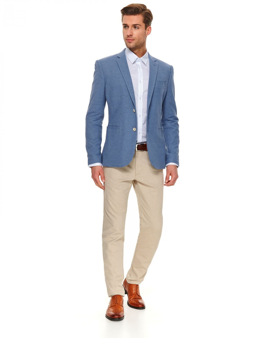 Men's blazer Top Secret Classic