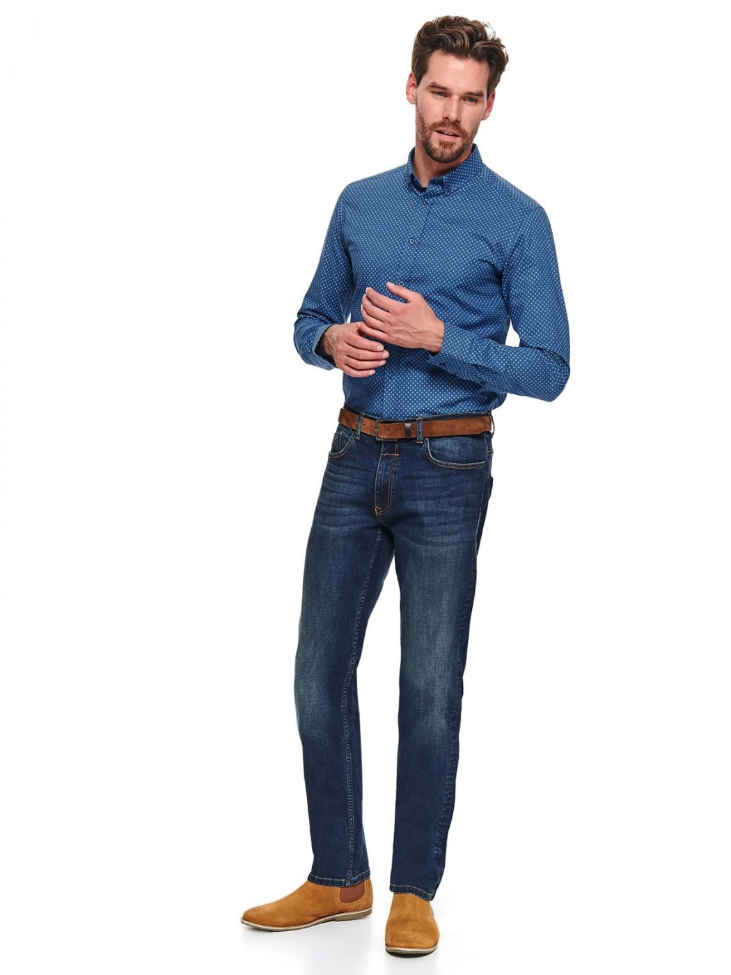 Men's jeans Top Secret Skinny jeans