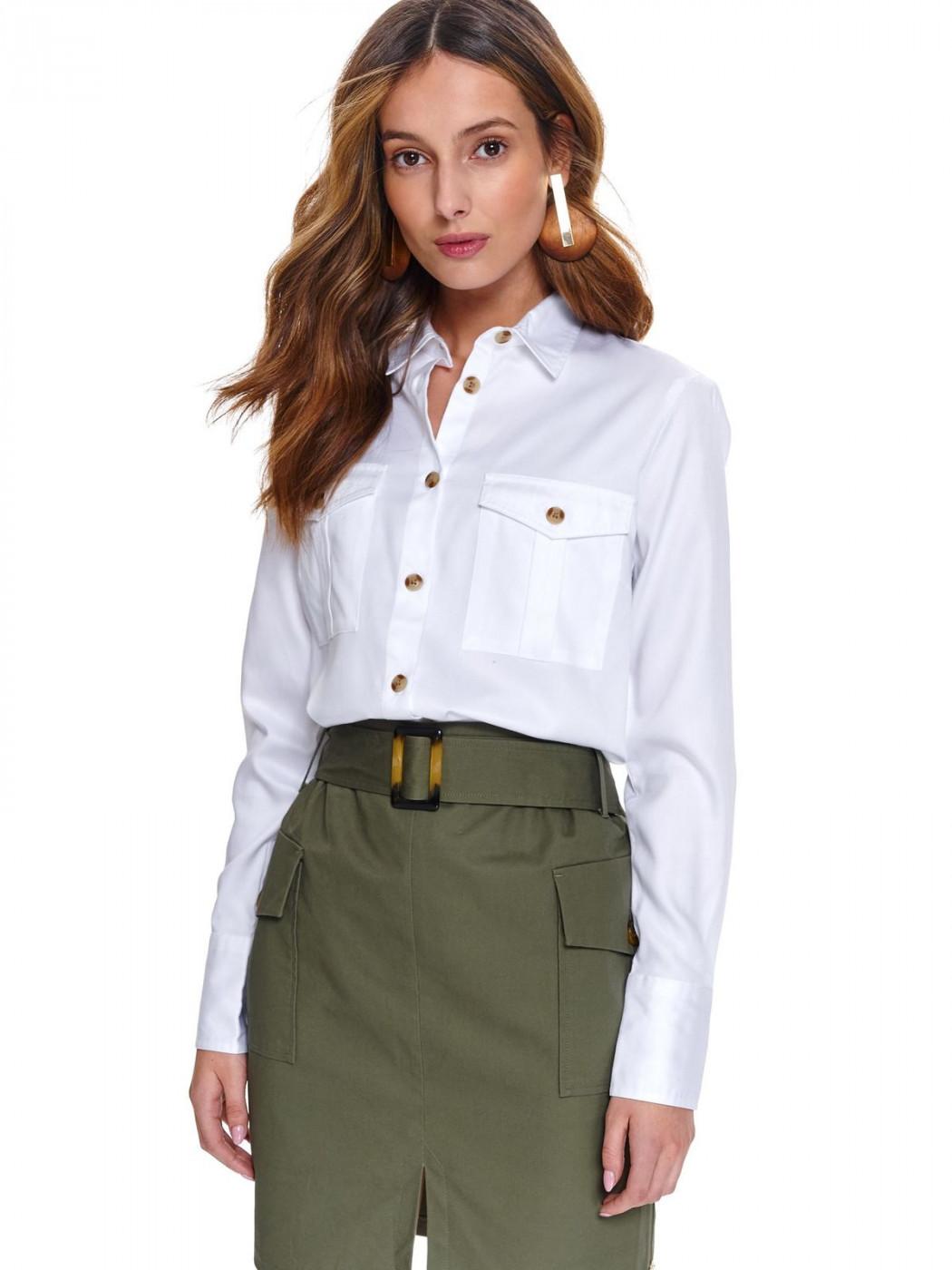 Women's shirt Top Secret Monochrome