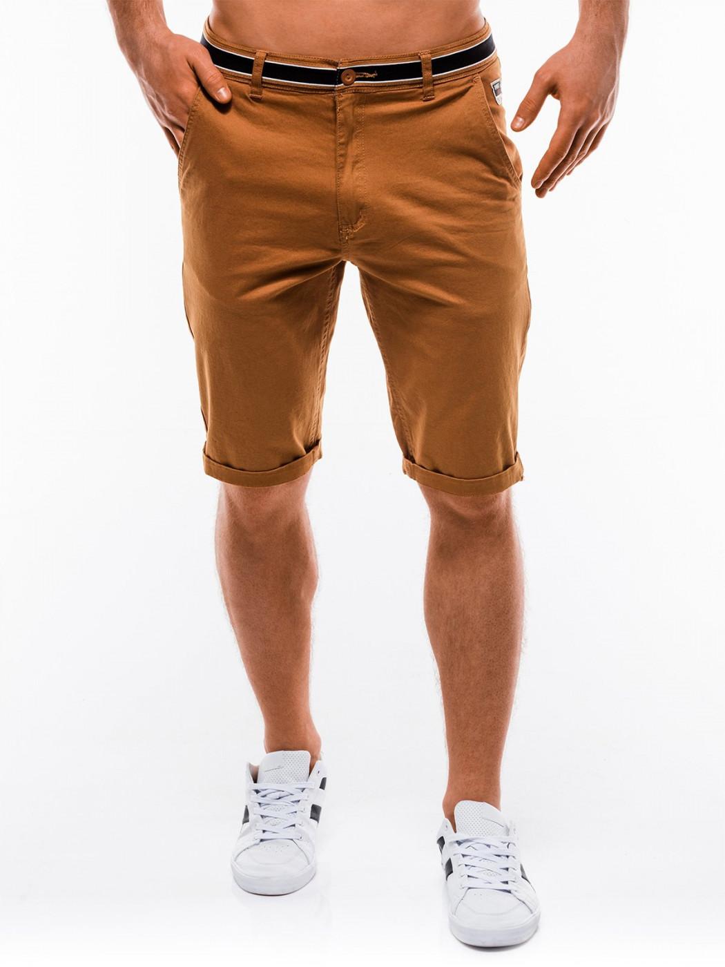 0ea1013fc71 Ombre Clothing Men's bermuda shorts P402 - FACTCOOL