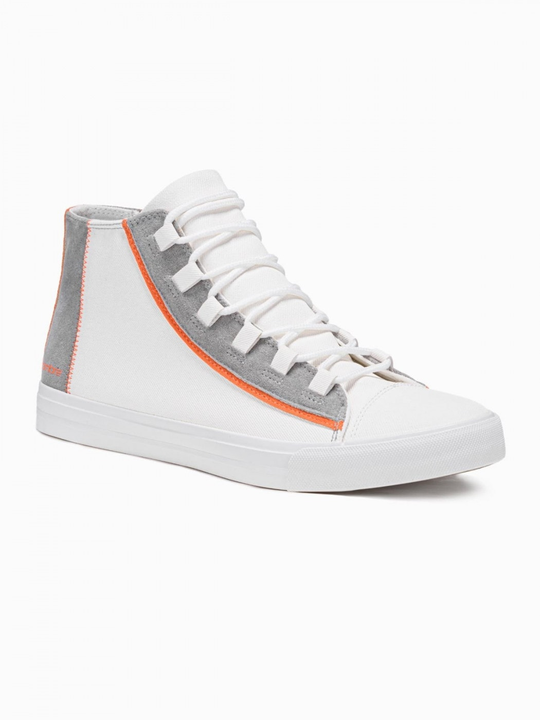 Ombre Clothing Men's high-top trainers T343
