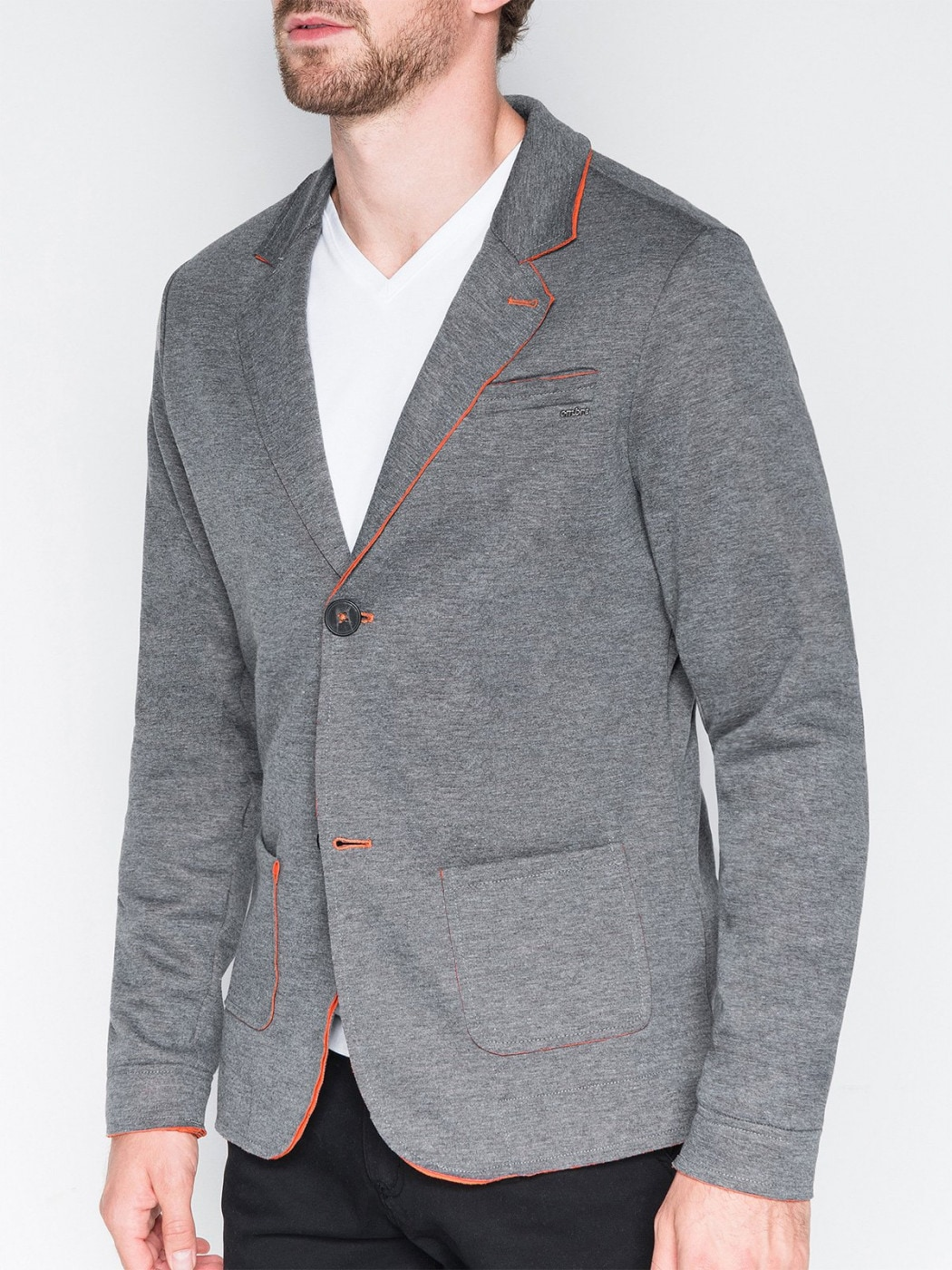 Ombre Clothing MEN'S CASUAL BLAZER JACKET M90