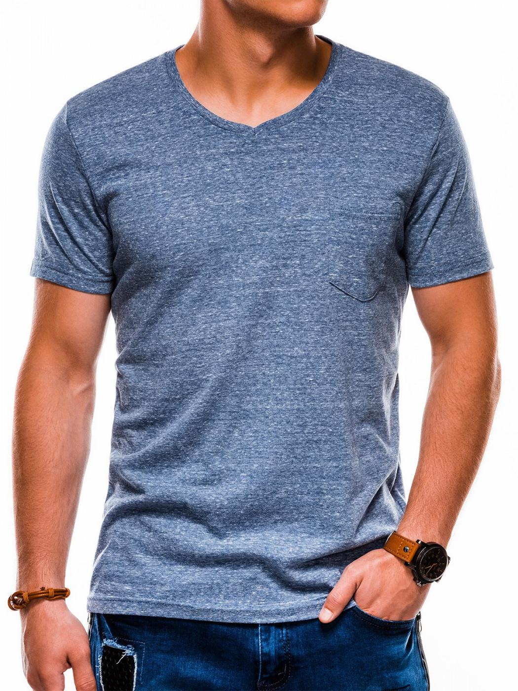 Ombre Clothing Men's plain t-shirt S1045