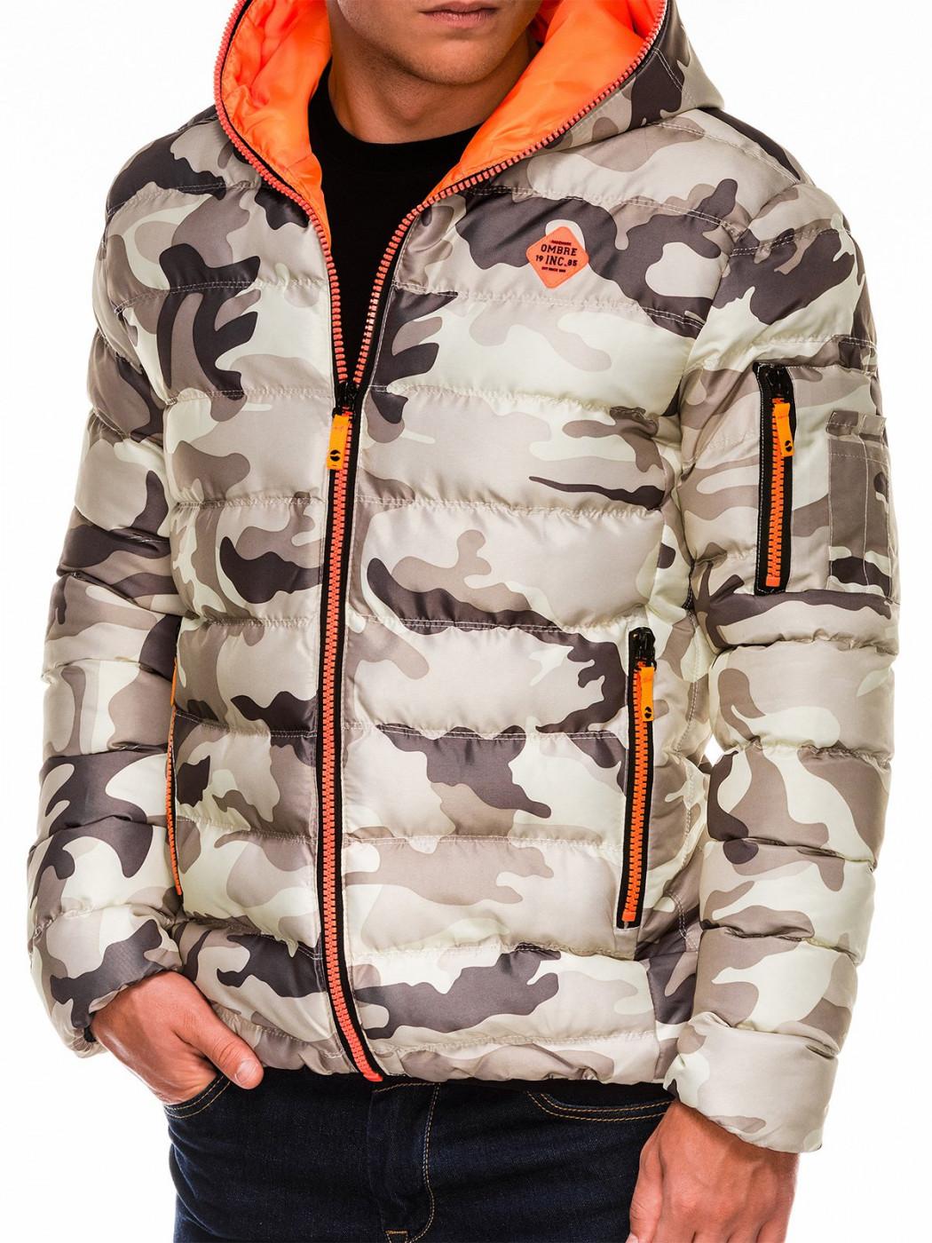 Men's jacket Ombre C367