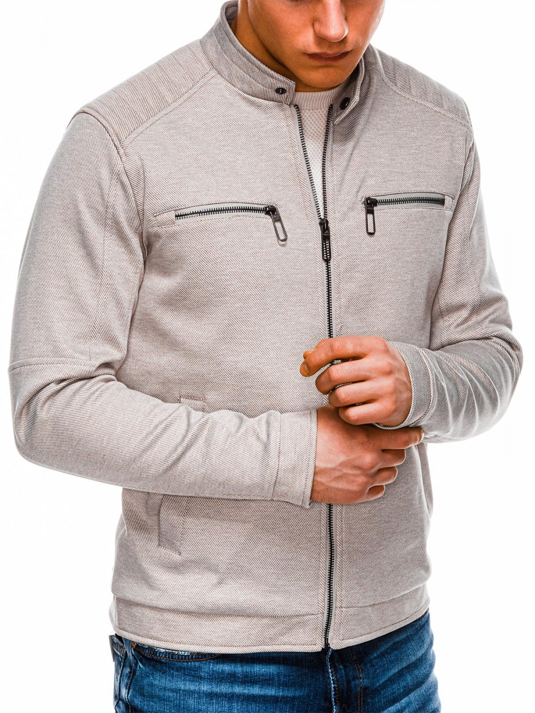 Men's jacket Ombre Mid-season