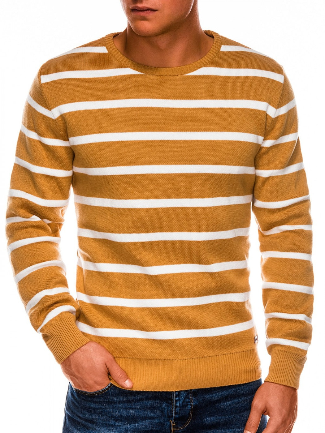 Men's sweater Ombre E155