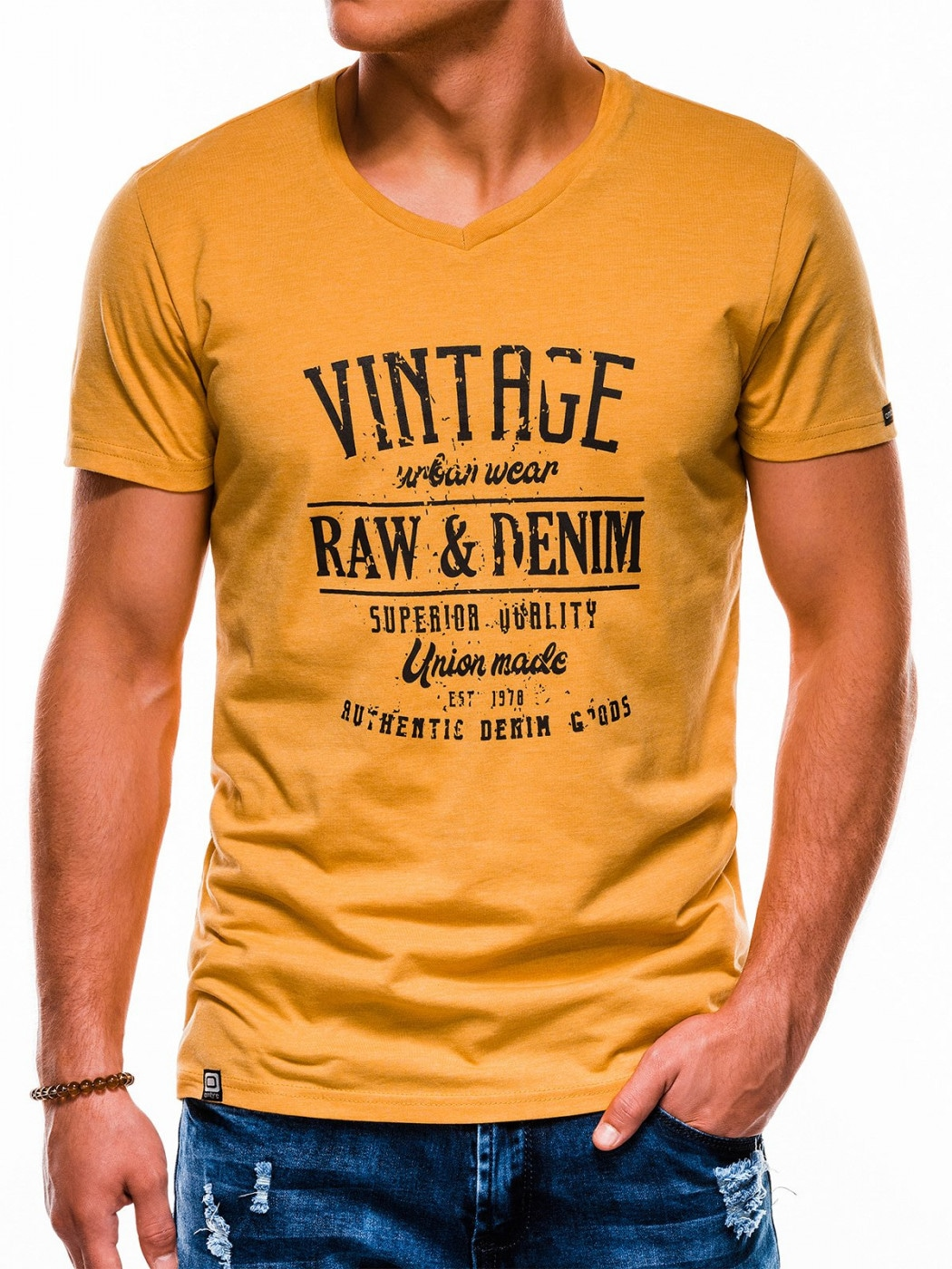 Ombre Clothing Men's printed t-shirt S1163