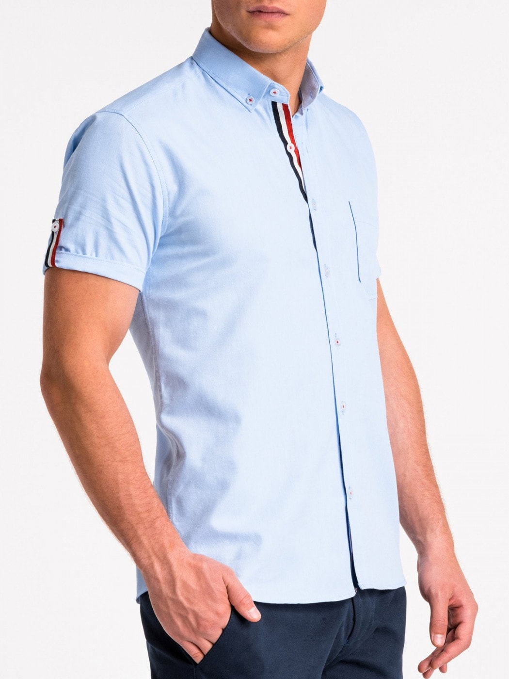 Men's Shirt Ombre K489