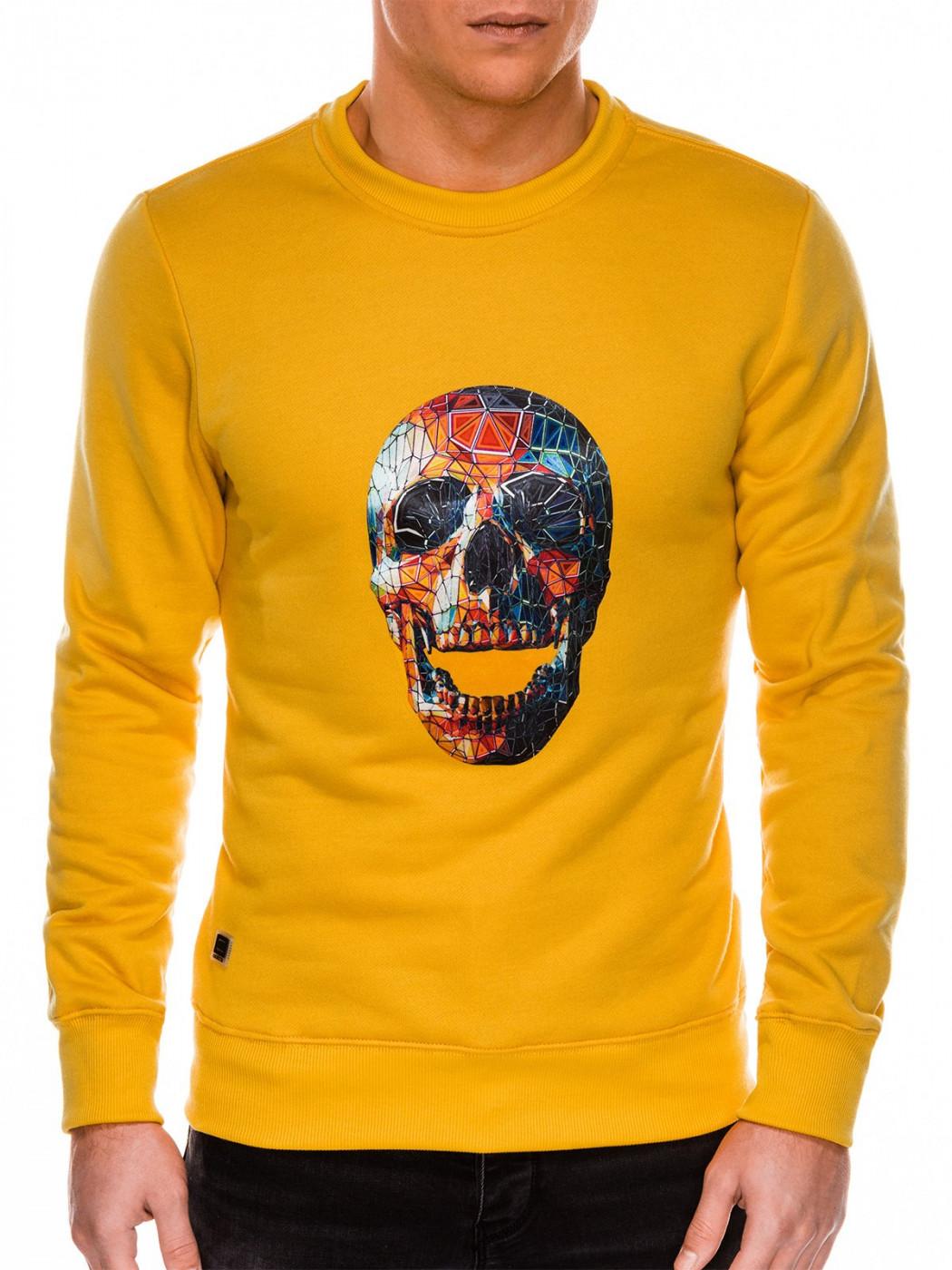 Men's sweatshirt Ombre B989