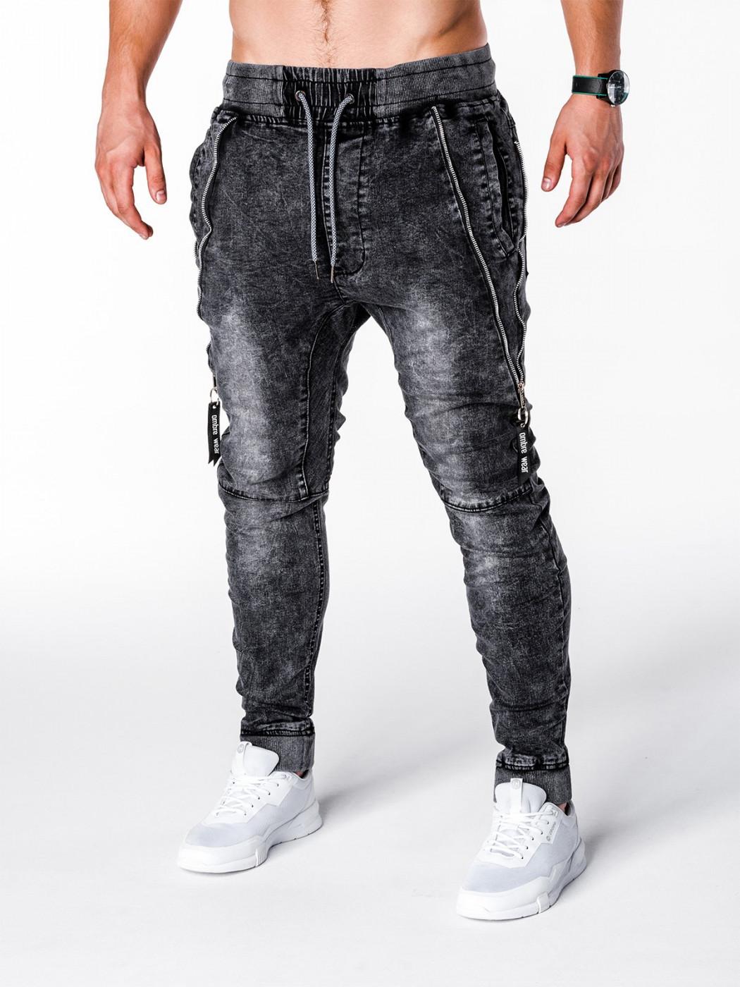 Ombre Clothing Men's jeans joggers P647
