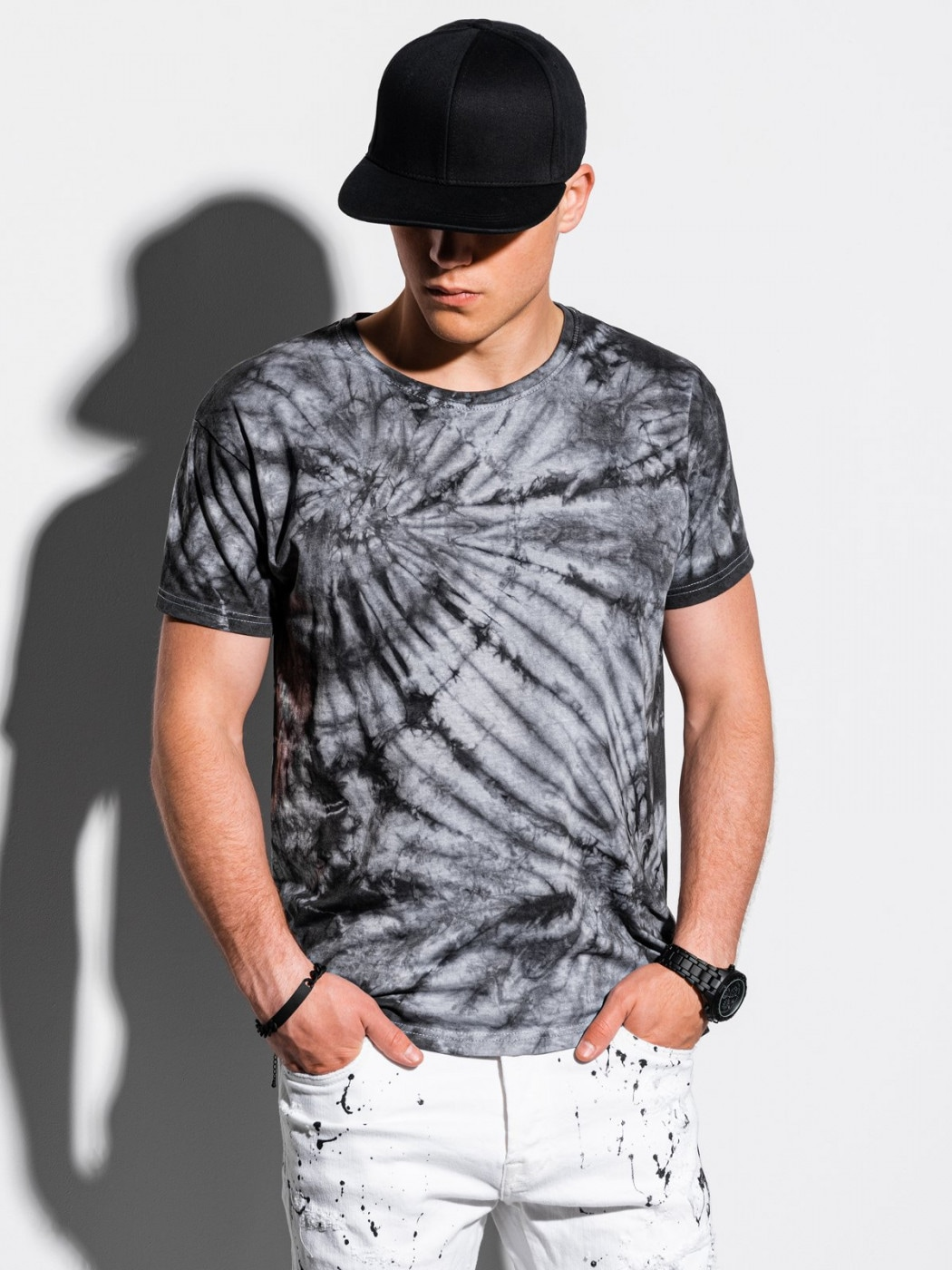 Ombre Clothing Men's printed t-shirt S1333