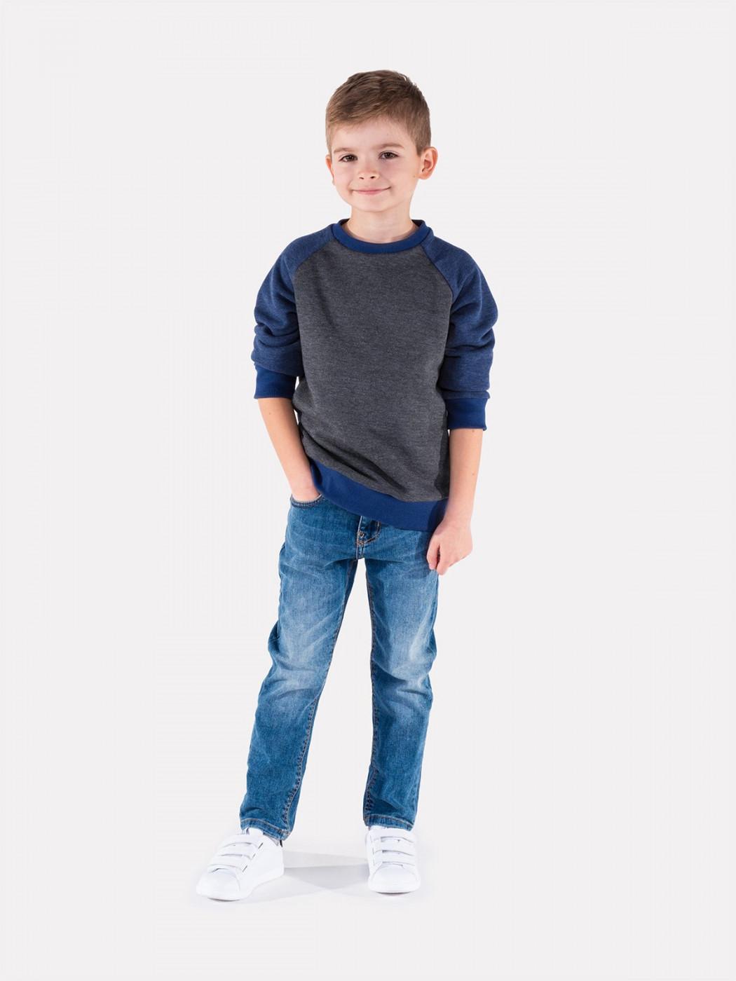 Ombre Kids Boy's sweatshirt KB003