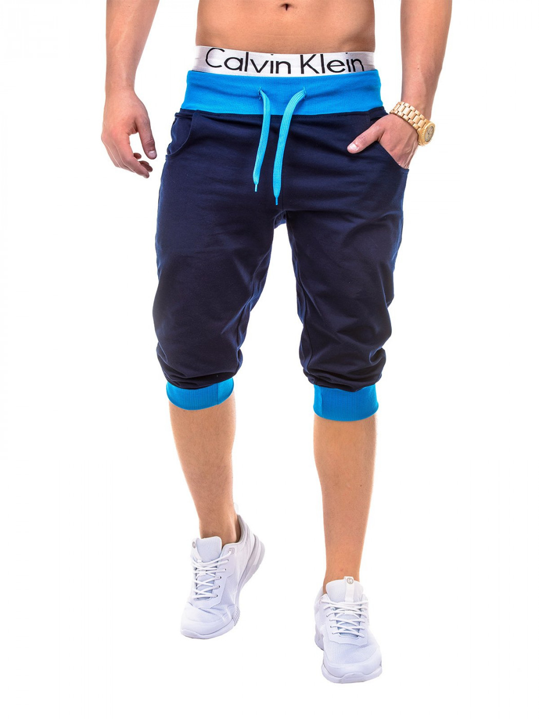 Men's shorts Ombre Multicolored