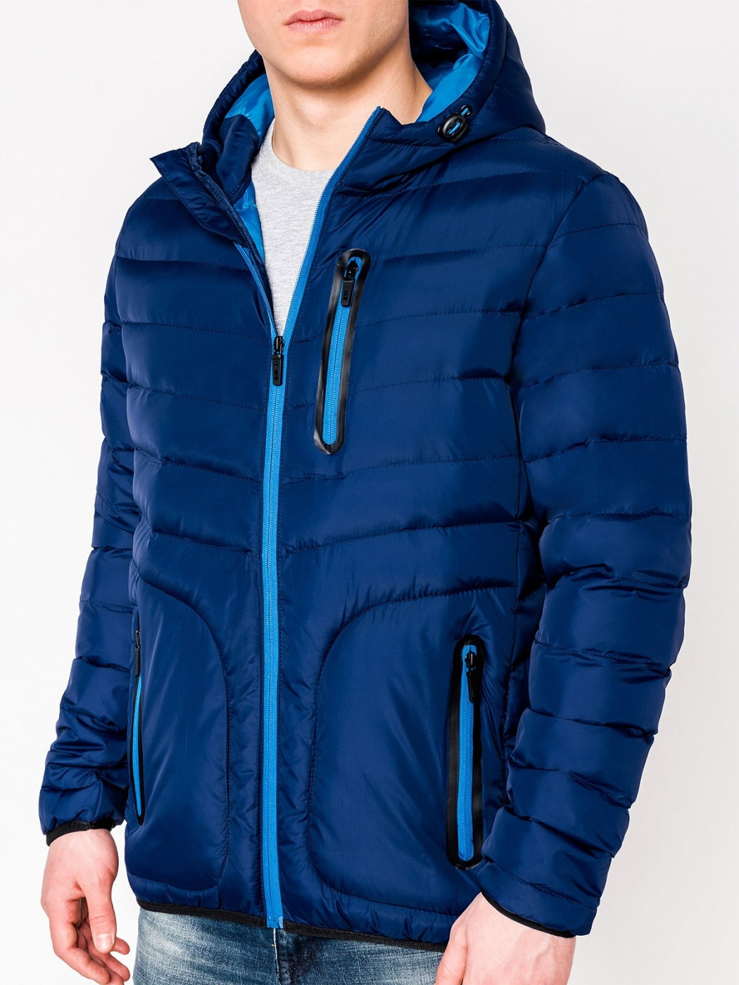 Moška jakna  Ombre C356