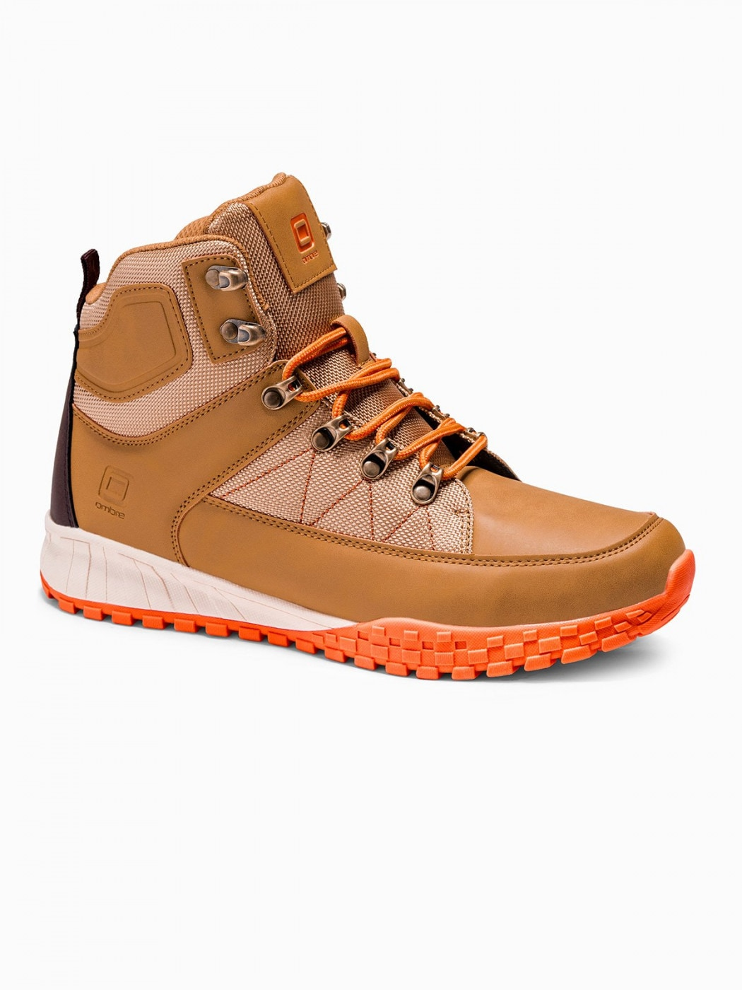 Ombre Men's winter shoes trappers T315