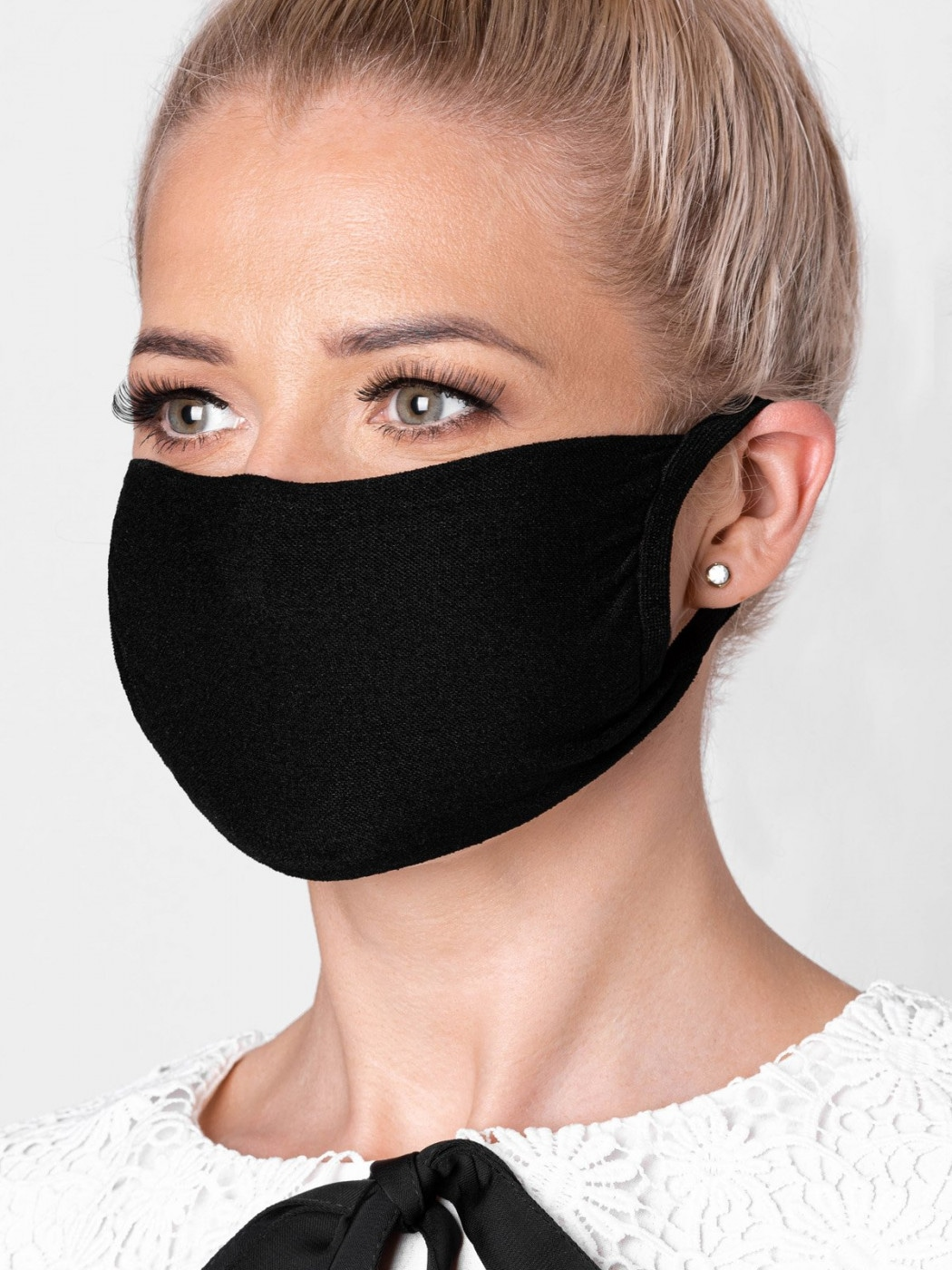 Inny Women's mask with a filter pocket A262
