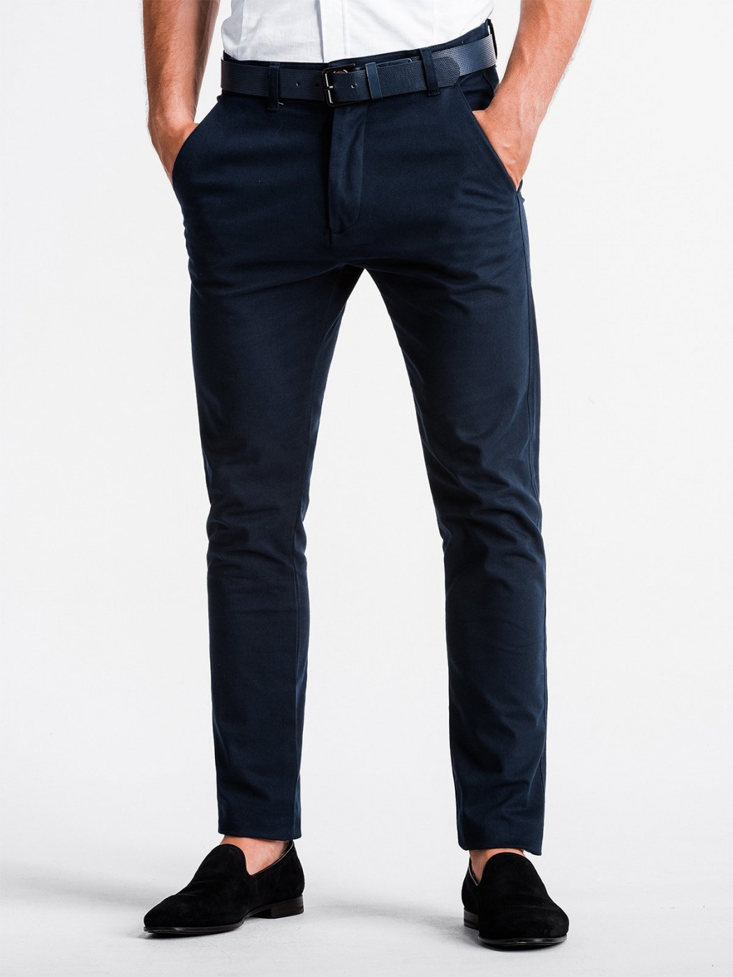 Ombre Clothing Men's pants chinos P830