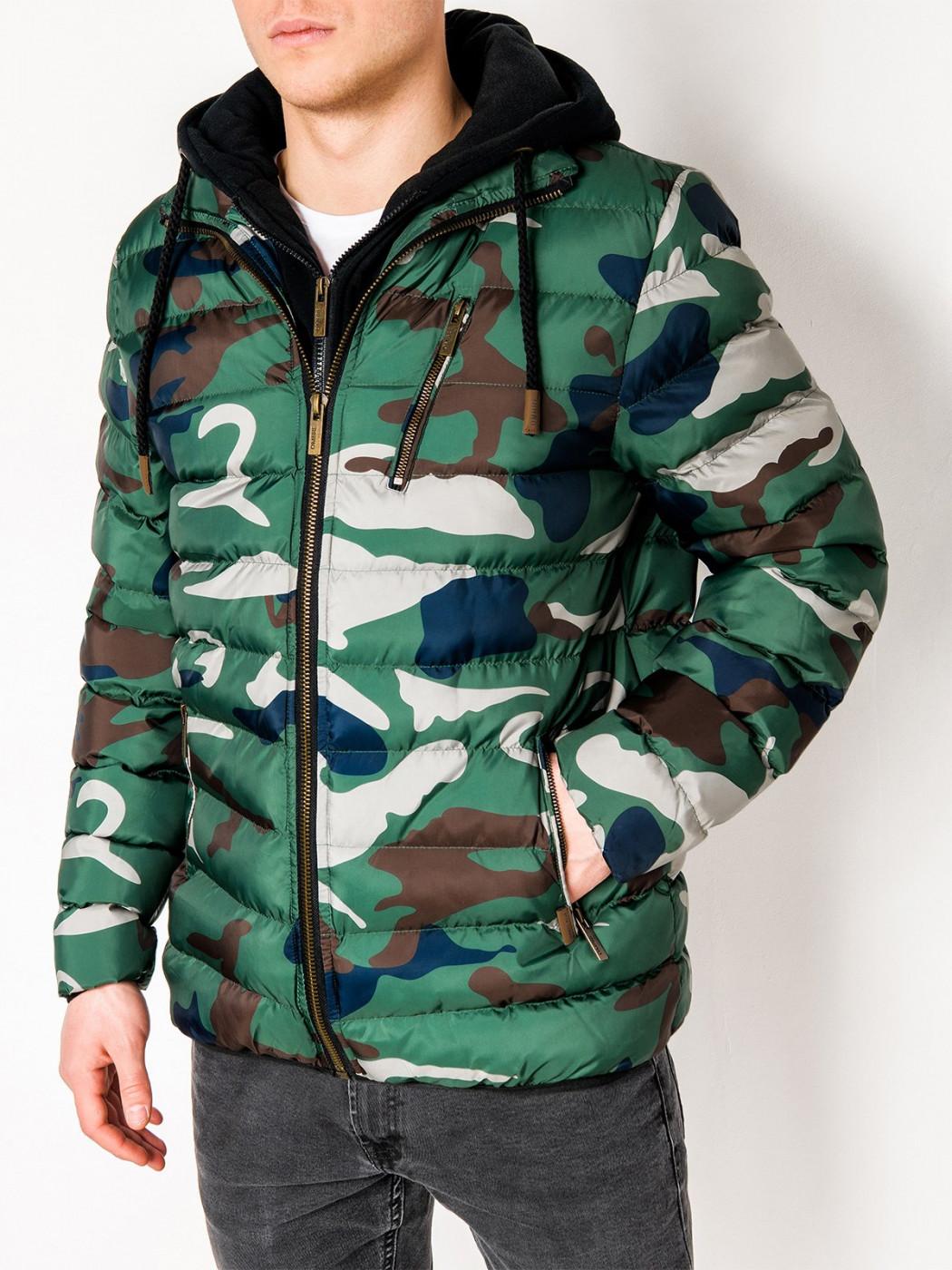 Men's jacket Ombre C384