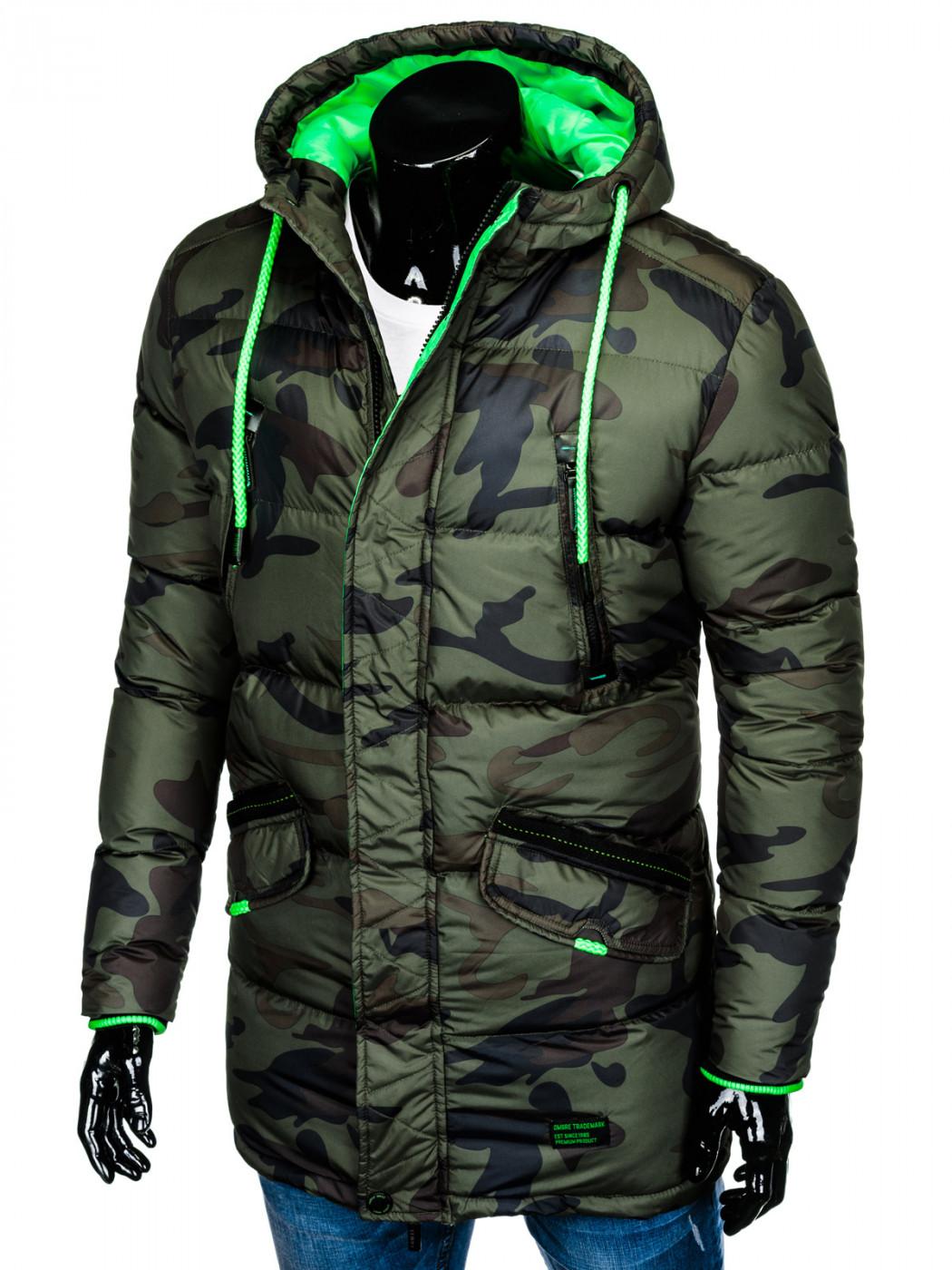 Men's jacket Ombre C383