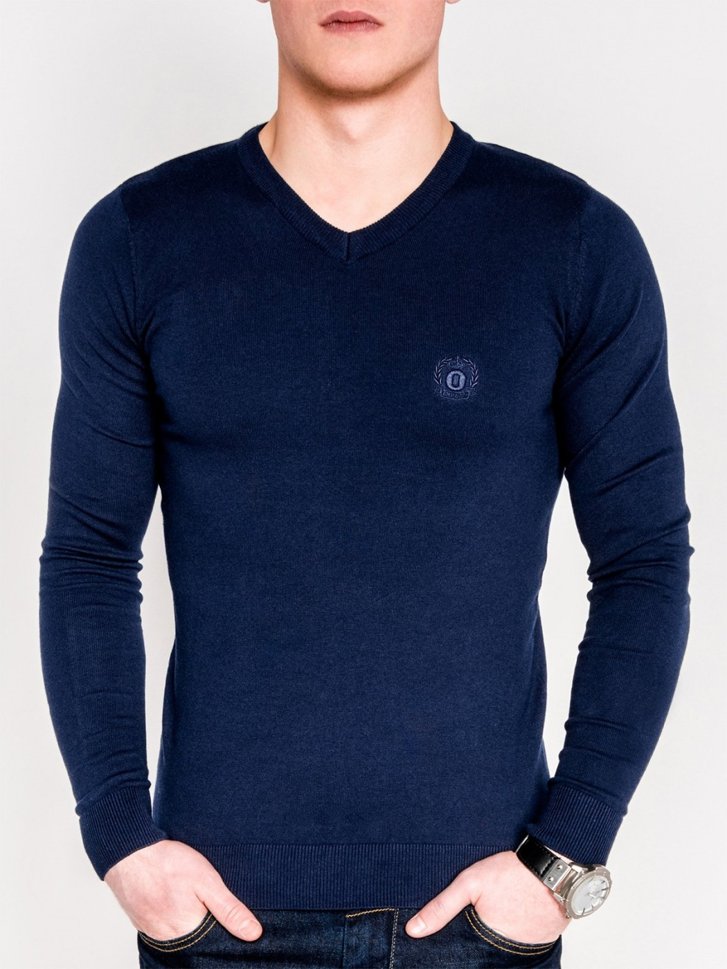 Ombre Clothing Men's sweater E74