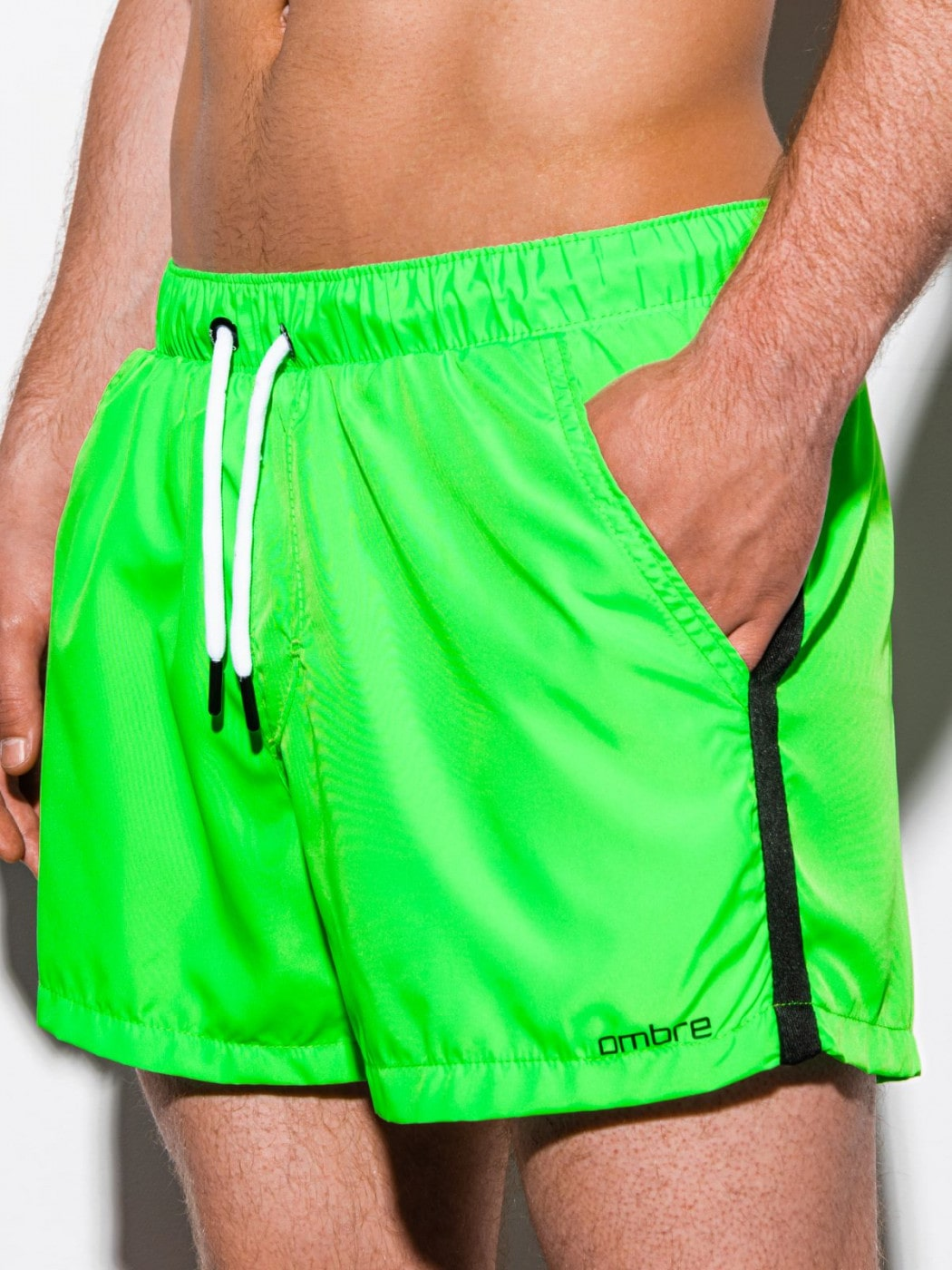 Ombre Clothing Men's swimming shorts W251