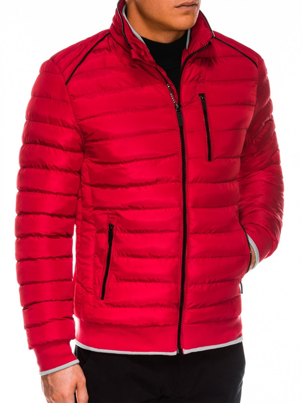 Men's jacket Ombre C422