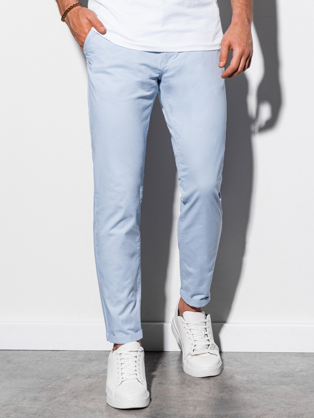 Ombre Clothing Men's pants chinos P894