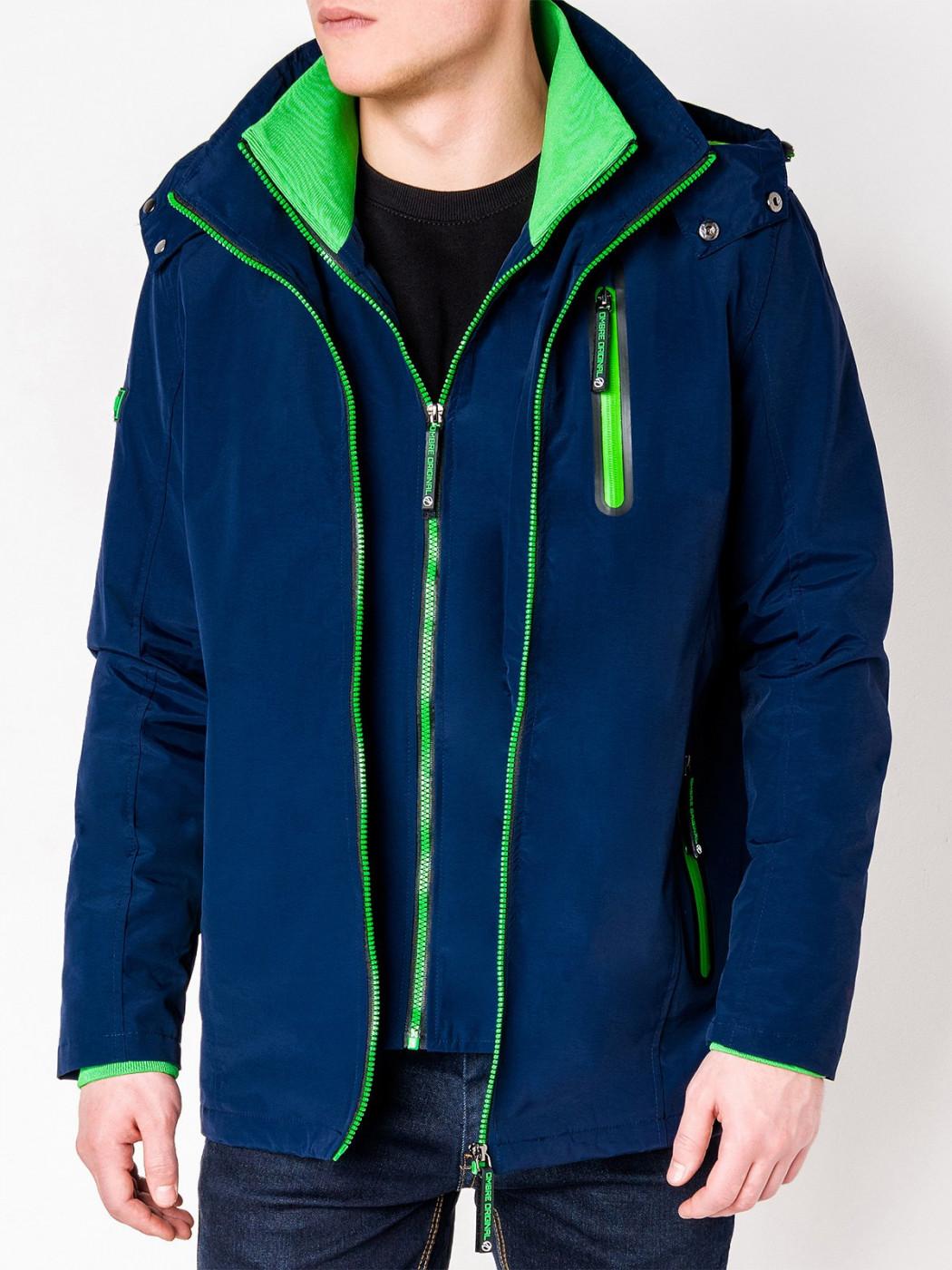 Men's jacket Ombre C385