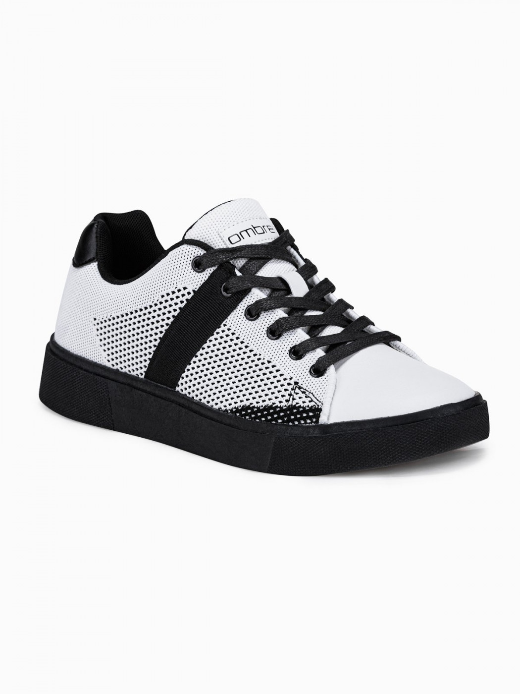 Ombre Clothing Men's high-top trainers T344