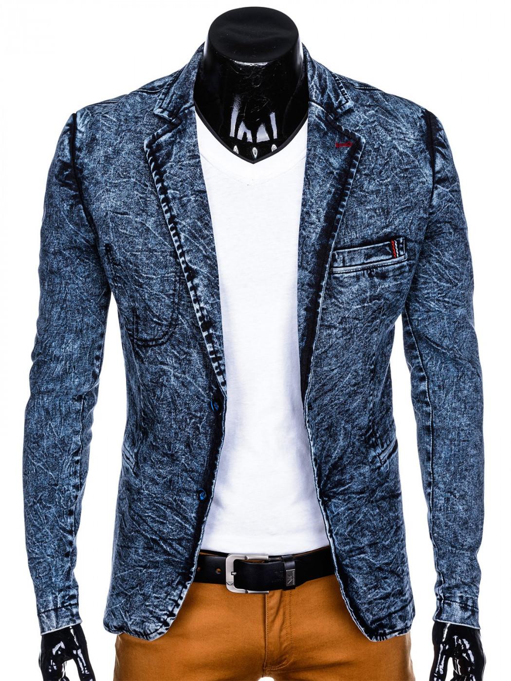 Inny Men's casual blazer jacket M114