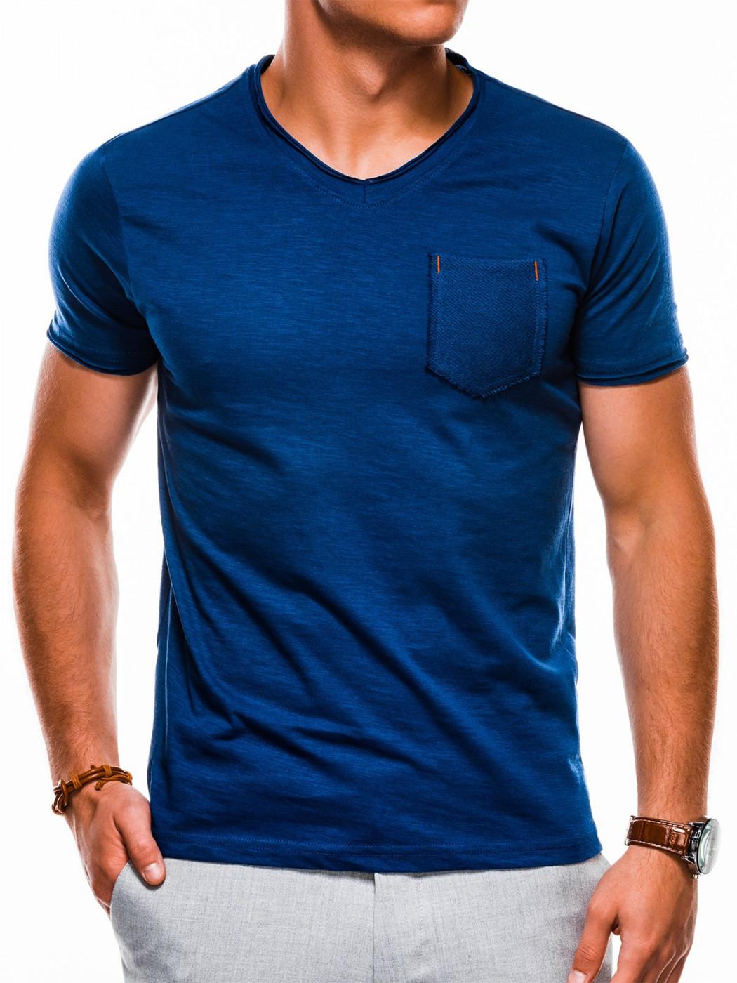 Ombre Clothing Men's plain t-shirt S1100