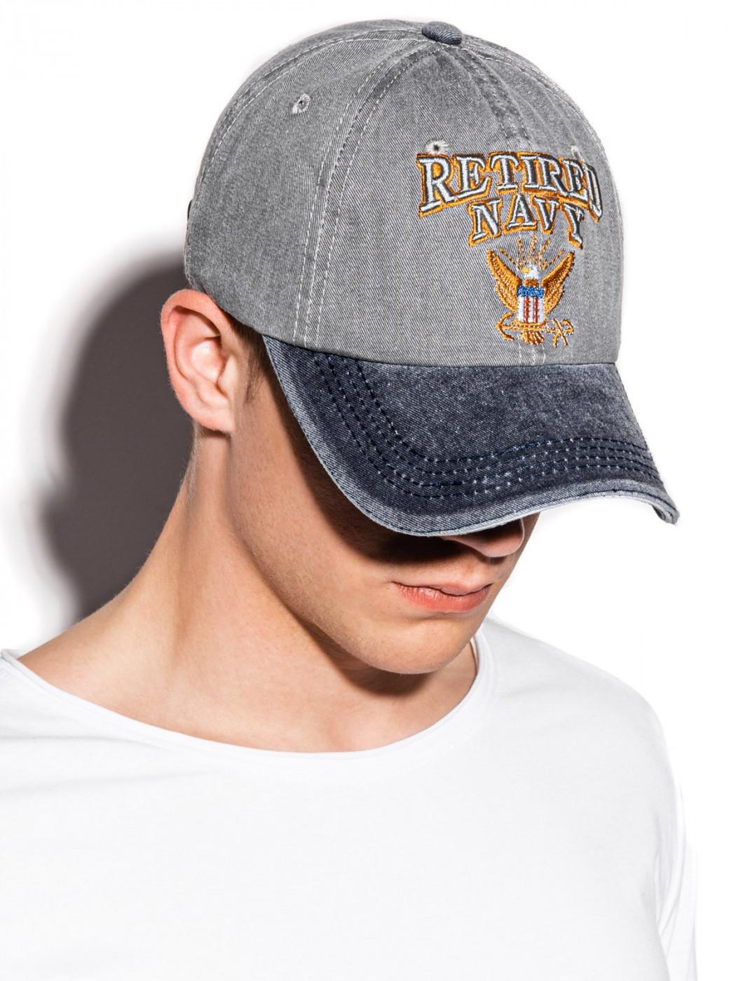 Ombre Clothing Men's cap H057