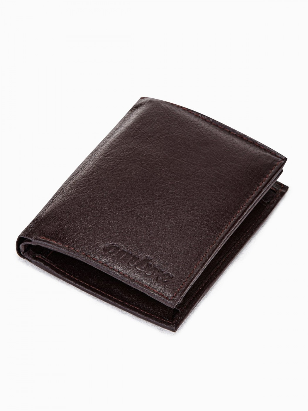Ombre Clothing Men's leather wallet A292