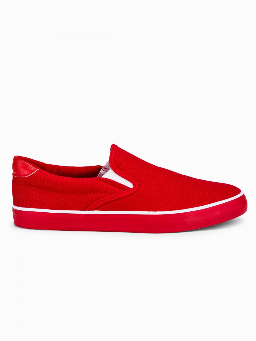 Ombre Clothing Men's slip on trainers T301