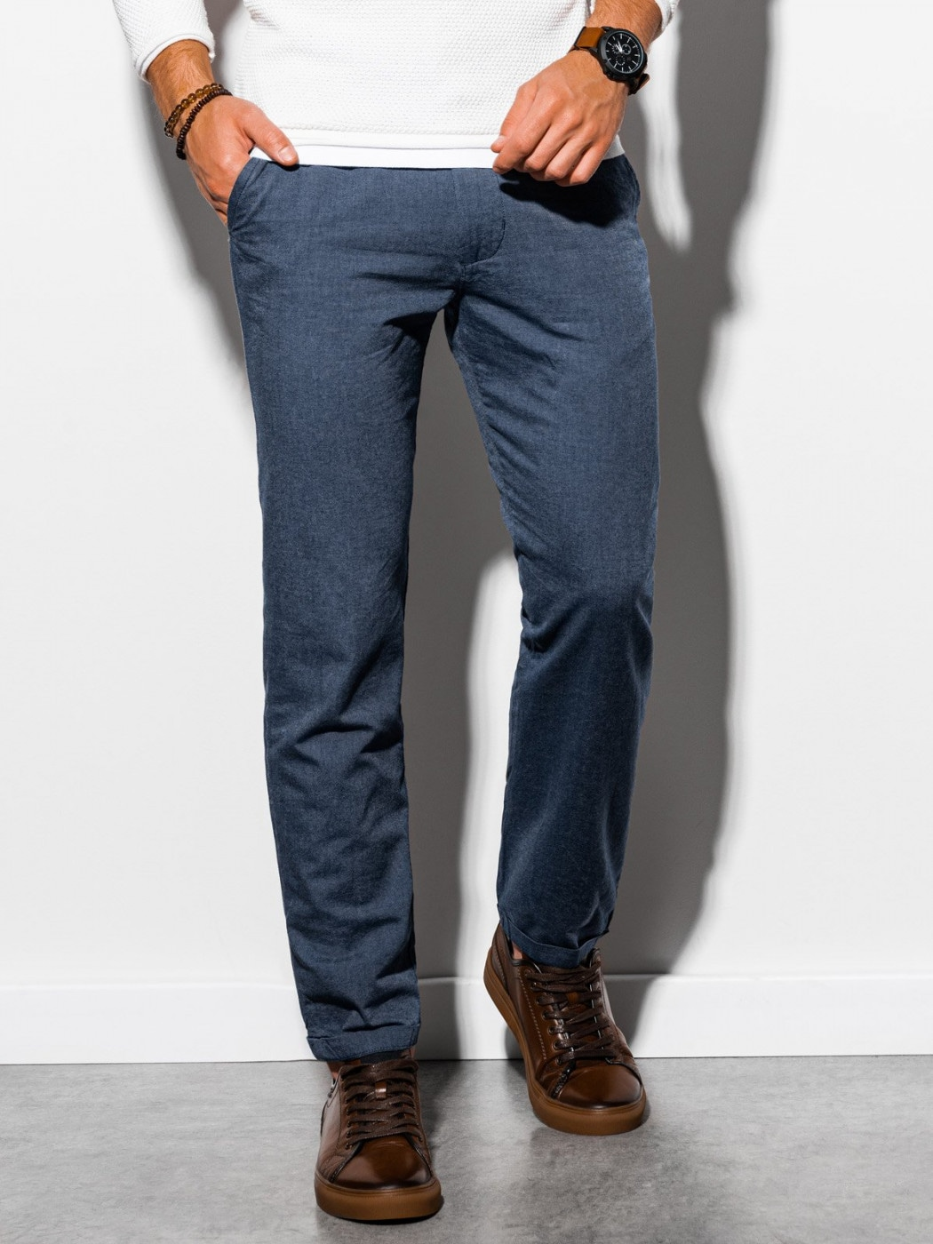 Ombre Clothing Men's pants chinos P892