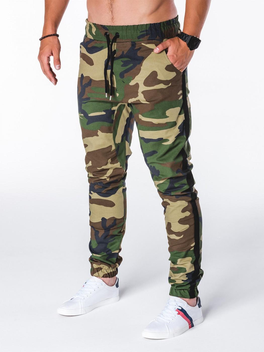 Ombre Clothing Men's pants joggers P670