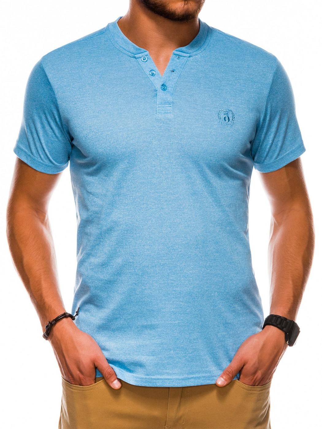 Ombre Clothing Men's plain t-shirt S1047