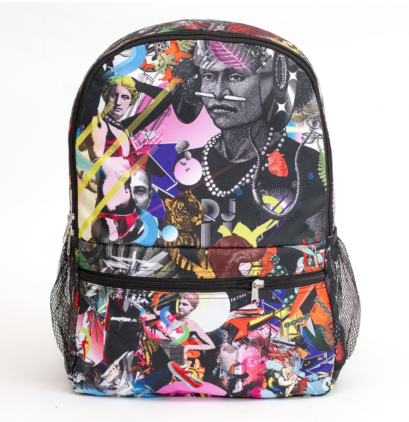 Mr. GUGU & Miss GO Unisex's Backpack BPS002