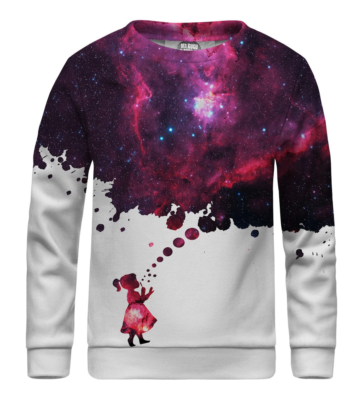 Mr. GUGU & Miss GO Unisex's Sweater KS-PC1175