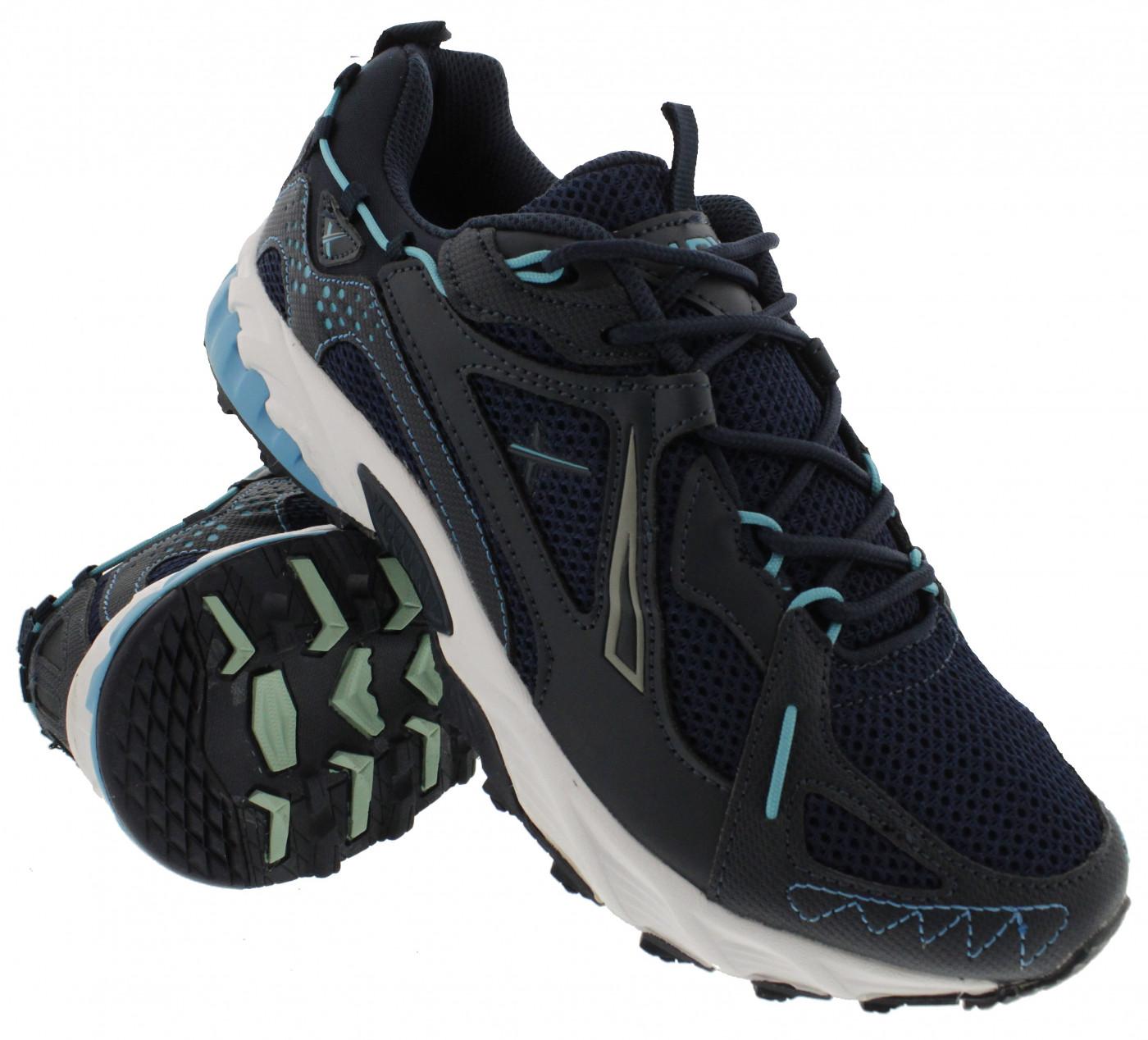 Kondor Man's Shoes MJ-9101A Navy Blue