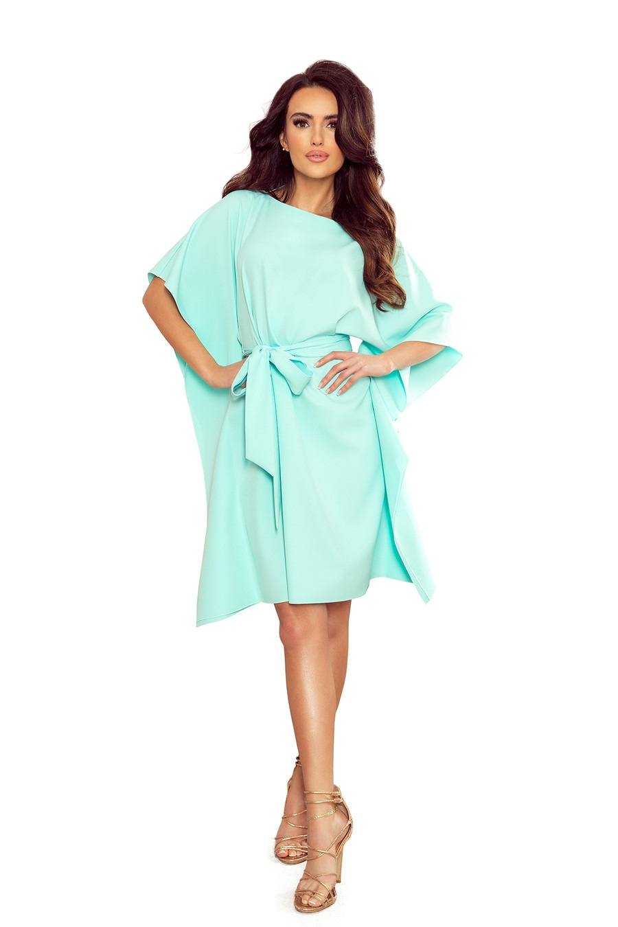 NUMOCO Woman's Dress 287-6 Mint