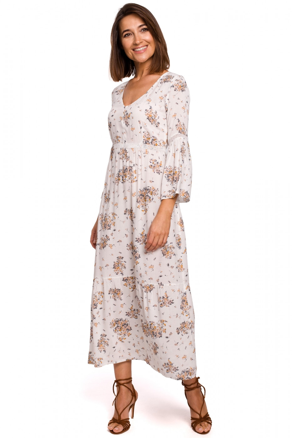 Stylove Woman's Dress S222 Model 3