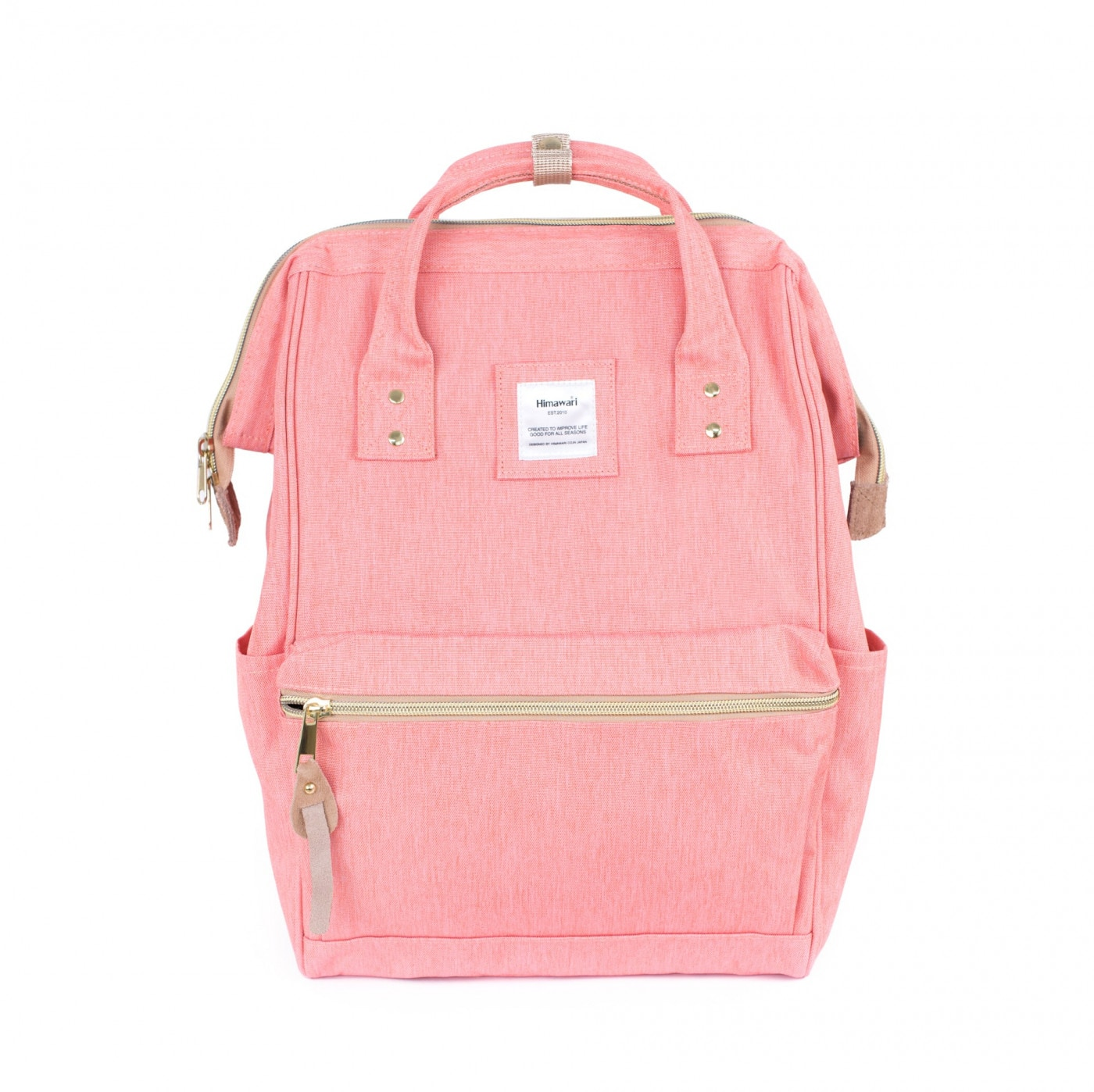 Art Of Polo Unisex's Backpack tr19292 Apricot