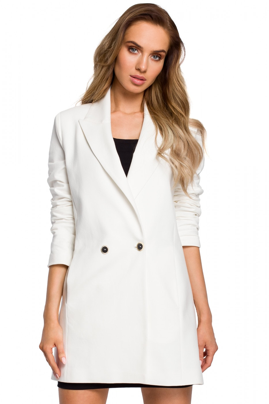 Women's coat Made Of Emotion M429